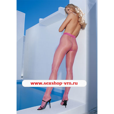 Sheer Pantyhose w Backseam